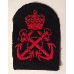 Petty Officer's Rank Badge...