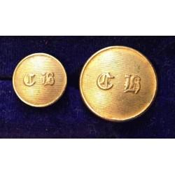 Vintage Cotswold Buttons -...