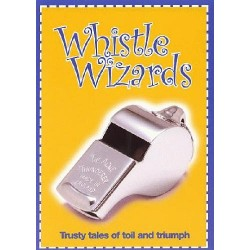 Whistle Wizards book - New