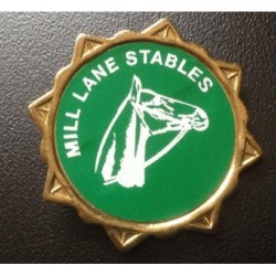 Vintage Mill Lane Stables -...