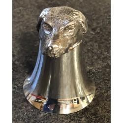 Pewter Hounds Head Stirrup...