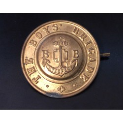 Vintage die stamped brass...