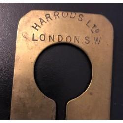 Vintage Brass Button Stick...