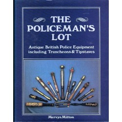 Police Collectables Book -...