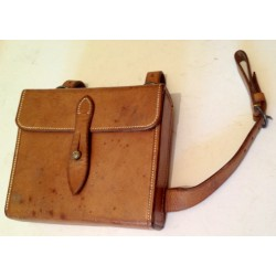 Vintage leather cased...