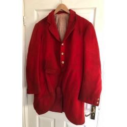 Vintage 3 button Hunt coat...