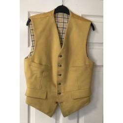 Mustard Hunting Waistcoat...