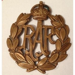 Vintage Royal Air Force RAF...