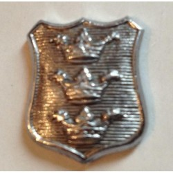 Hull City Police Collar Badge