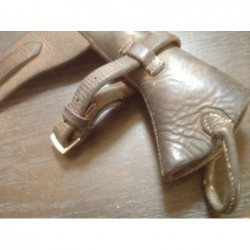 Vintage Leather Hunting...