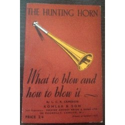 The Hunting Horn What to...