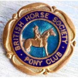 Vintage BRITISH HORSE...