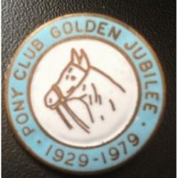 Vintage Pony Club Golden...