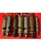 GENERAL SERVICE WHISTLES