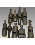 ANTIQUE WHISTLES